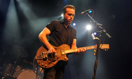 Jason Isbell at the Forum, London.