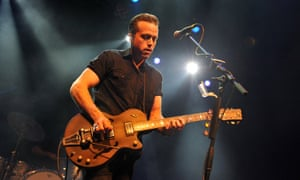 Jason Isbell, whose Elephant stopped our guru in his tracks ...