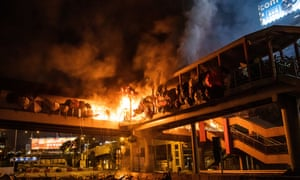 The protests in Hong Kong are costing the local economy dear and could damage China's ability to do business internationally.