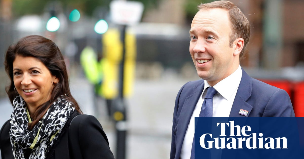 Labour urges overhaul of Whitehall oversight rules after Hancock row