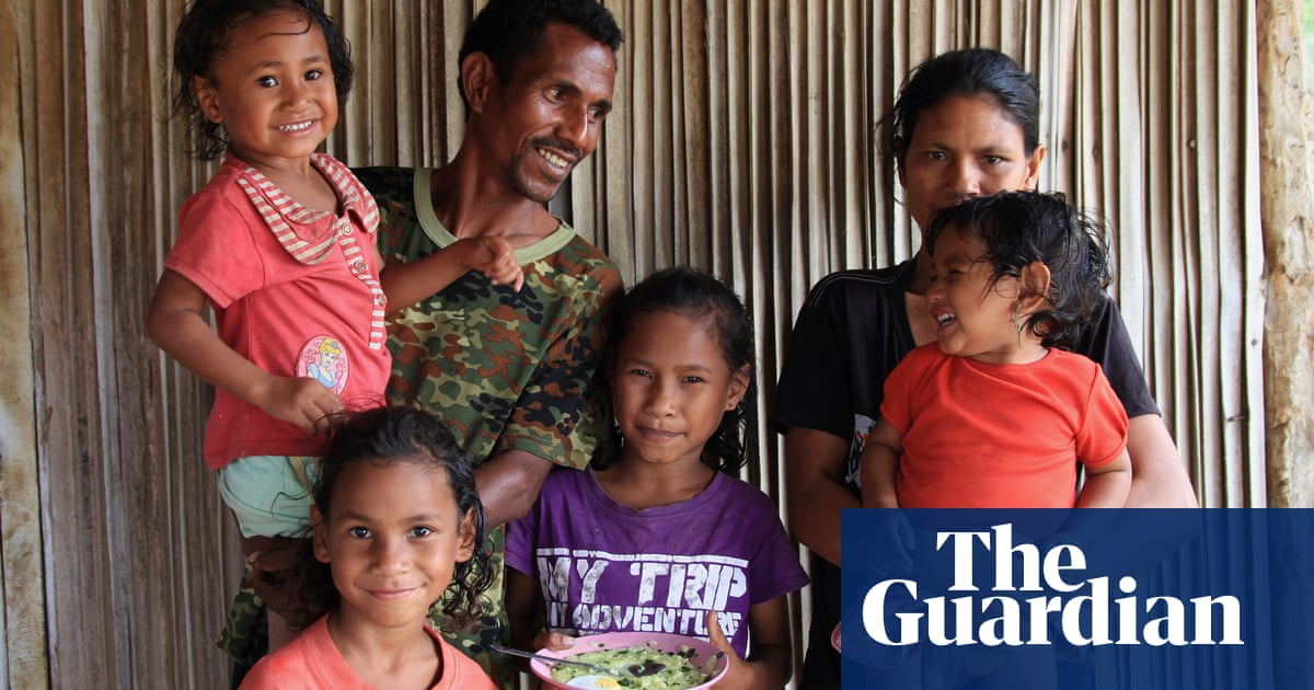 'She didn't have the energy to cry': Timor-Leste and its struggle against malnutrition