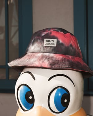 Bucket hat, £22, urbanoutfitters.com