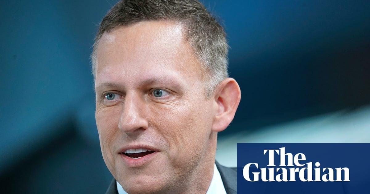 Billionaire Peter Thiel amasses $5bn tax-free nest egg in retirement account