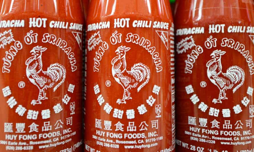 Huy Fong Foods' Sriracha sauce has a worldwide following, with devoted hot sauce lovers swearing by the iconic bottle with the rooster logo for all their flavor needs.