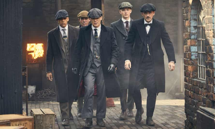 A still from Peaky Blinders series four