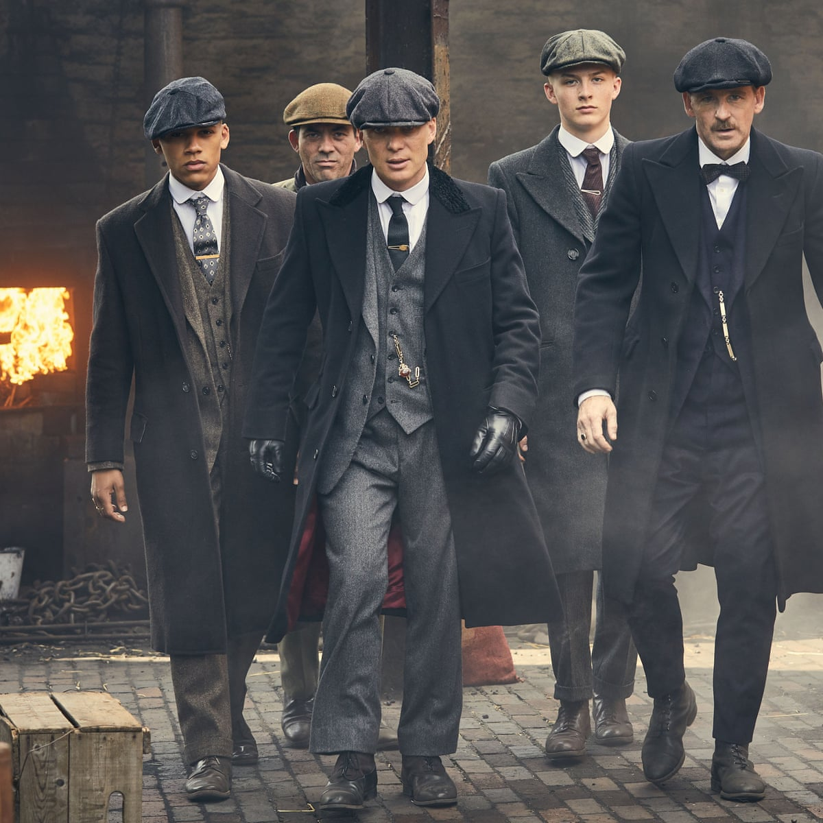 The Peaky Blinders cult is another sign of our discontented times | Peaky  Blinders | The Guardian