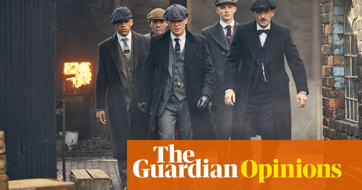 The Peaky Blinders cult is another sign of our discontented times | Stuart Jeffries