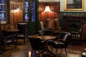 Tulse Hill dining room