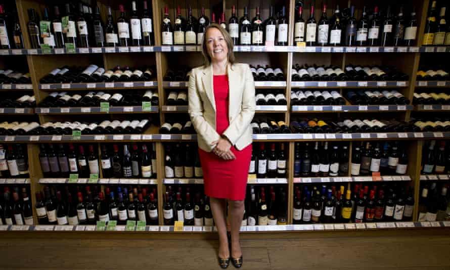 Diana Hunter, outgoing chief executive of Conviviality