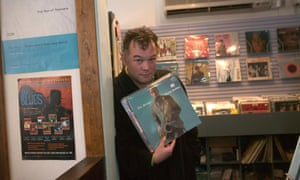 'Keeping the wolf-man from the door': Stewart Lee survived lean times in the late 90s by writing music criticism.