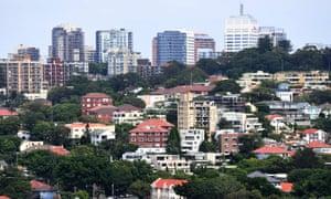 Residential properties in Sydney