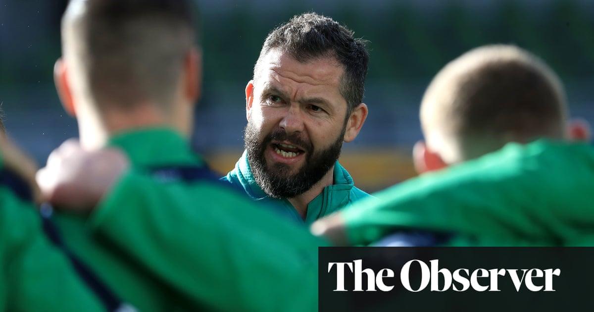 Andy Farrell could still join Lions staff, reveals Warren Gatland