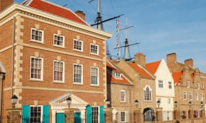 Hartlepool Historic Quay.