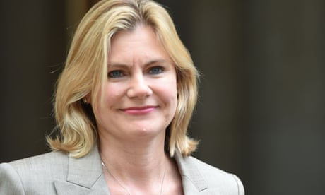 Justine Greening hints at Conservative leadership bid