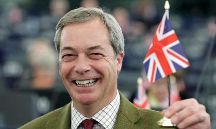 Nigel Farage is planning a Trump inauguration party in Washington.