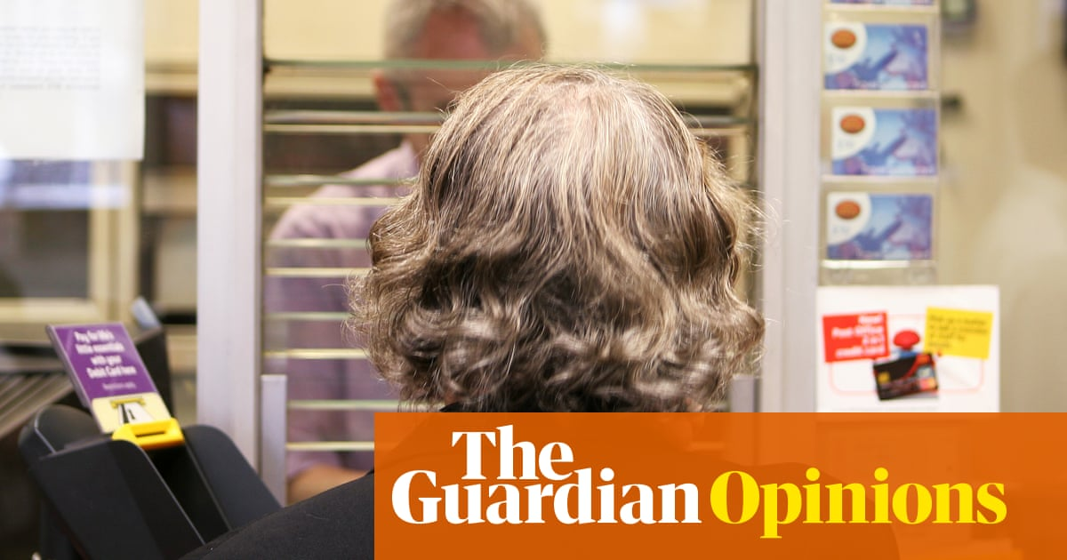 How did we allow our post offices to become so grotty? | Patrick Collinson | Business | The Guardian