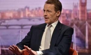 David Laws on the BBC's Andrew Marr Show on Sunday