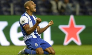 Yacine Brahimi of Porto