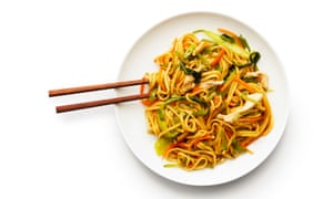 Felicity Cloake's chow mein: makes a great quick meal on its own, or can be combined with other stir-fries or roast meats.