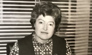 As national secretary of the trade union Apex, Rita Stephen supported women seeking to benefit from the Equal Pay Act 1970