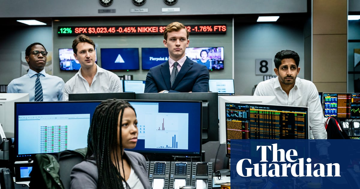 Industry: is the BBCs banking drama This Life for a new generation?