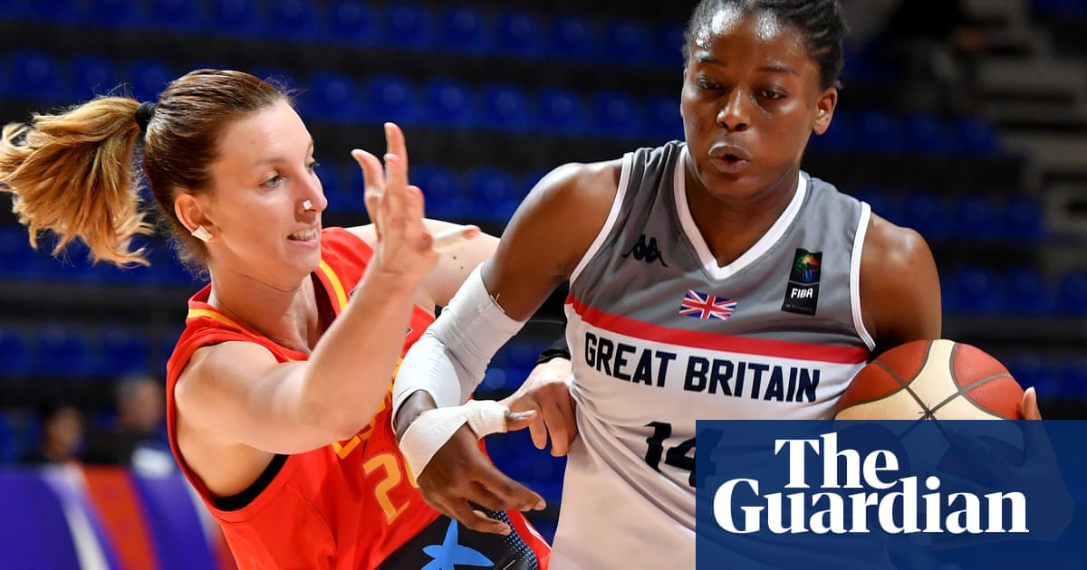 GB Basketball's women fail to qualify for Olympics after loss to Spain