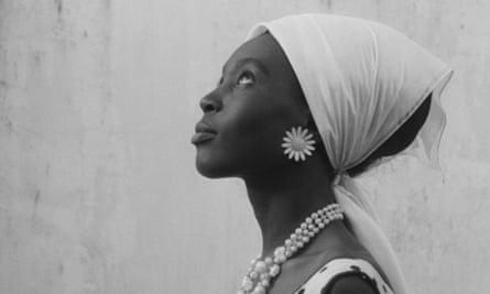 Mbissine Thérèse Diop in Black Girl