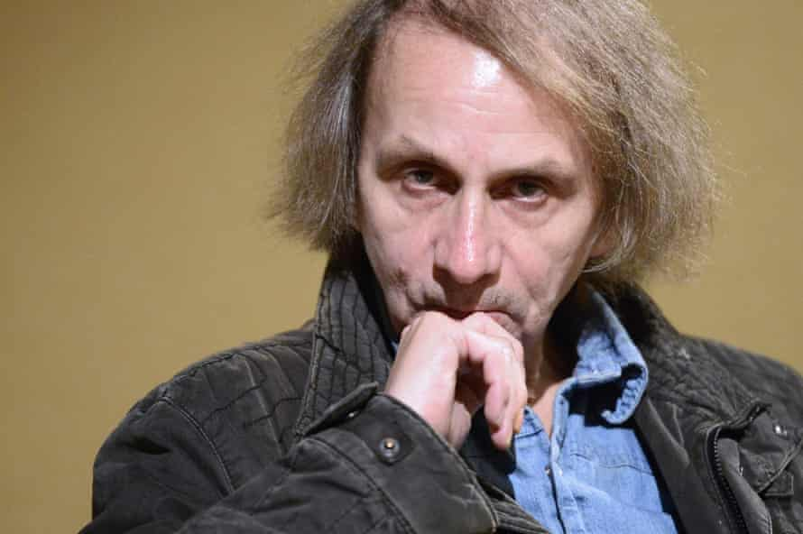 Left or right? Michel Houellebecq.