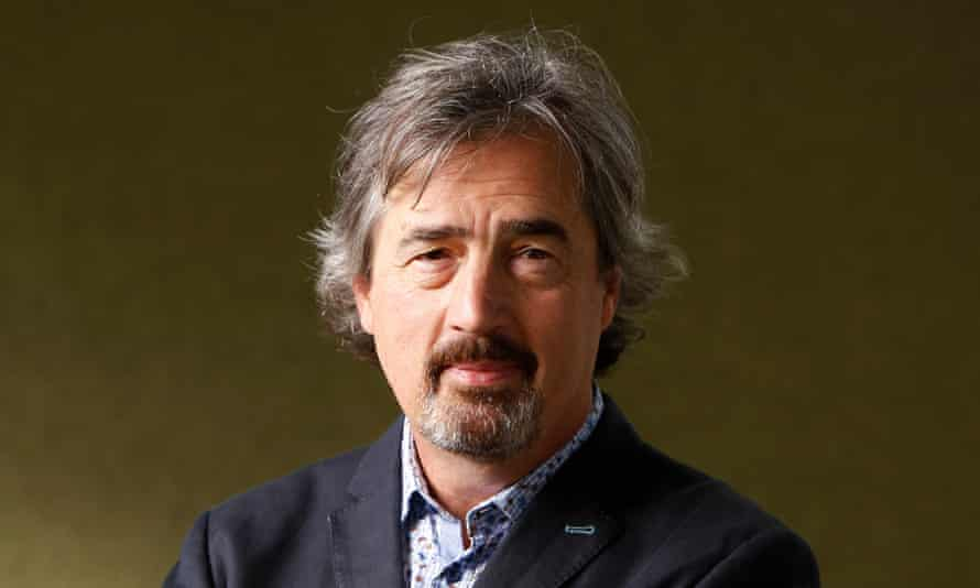 'There is such immense diversity of purpose' … Sebastian Barry.