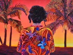 Cristina en Miami by Alejandra Atarés