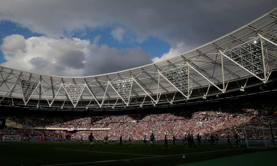 The bill for the repurposing of the Olympic Stadium for use by West Ham for football more than doubled from £160m to at least £323m.