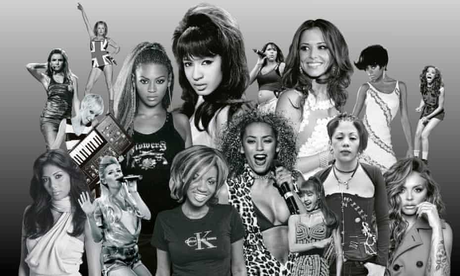 Girl power...