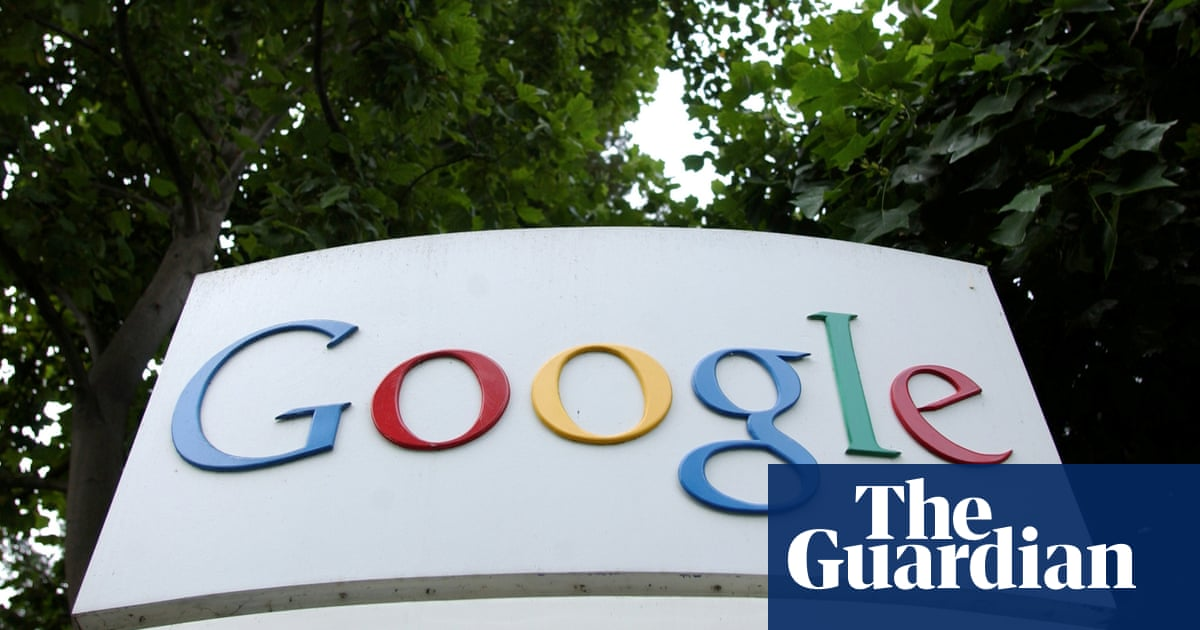 Argentinian buys Google's domain name for £2 - The Guardian thumbnail
