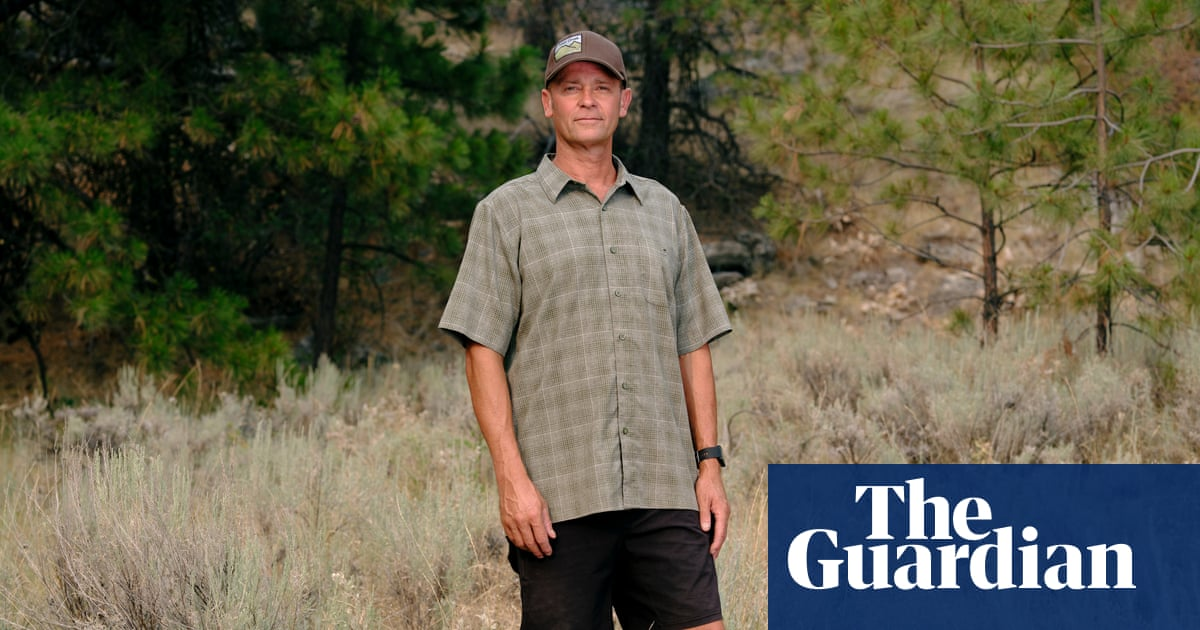 Burnout in the US battle against wildfires