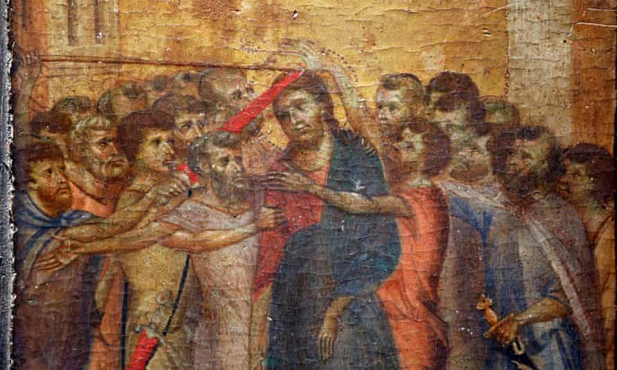 Christ Mocked, a long-lost masterpiece by Florentine Renaissance artist Cimabue.
