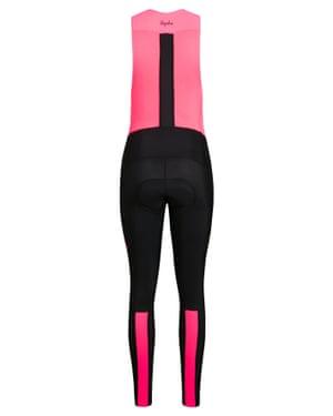Raphs reflective cycling tights