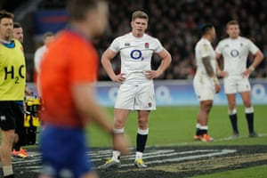 England wilted against Scotland in the finale.