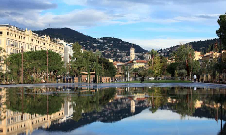 The Coulée Verte, Nice's new park