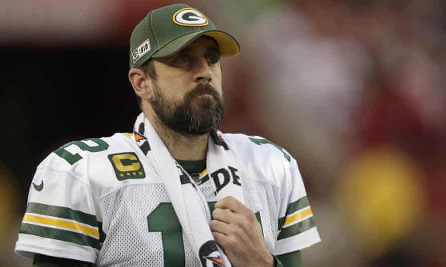 Aaron Rodgers' Packers lead the NFC North
