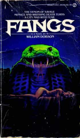 Cover by Thomas Hallman from Fangs by William Dobson