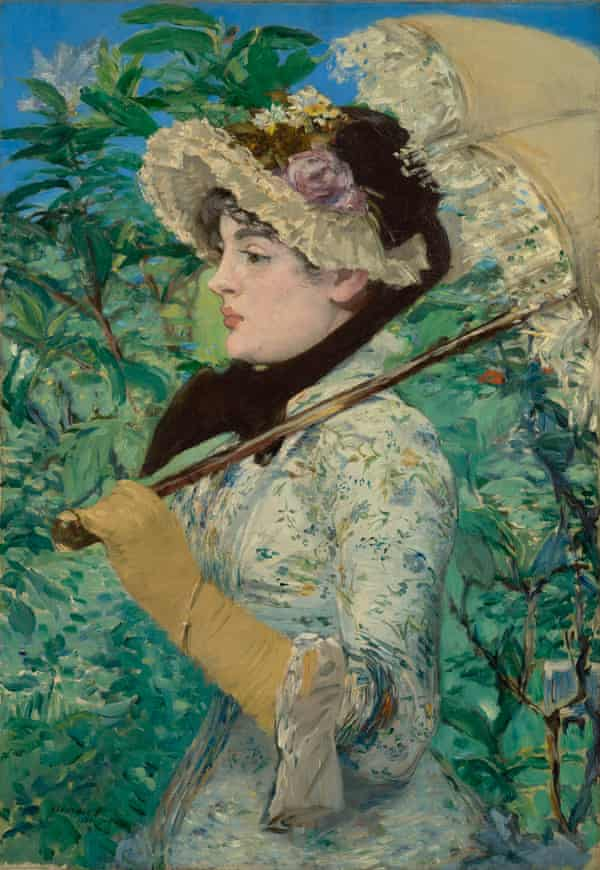 Jeanne (Spring) by Edouard Manet, will also feature in the exhibition.
