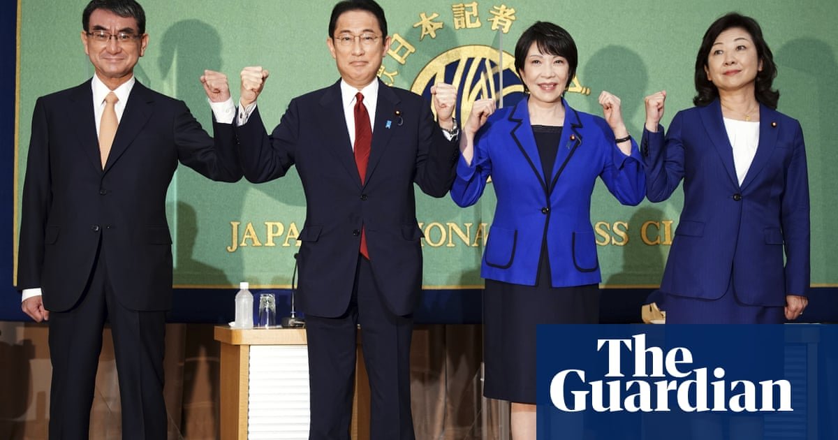 Japan's ruling party to vote for new leader who is likely to become next PM