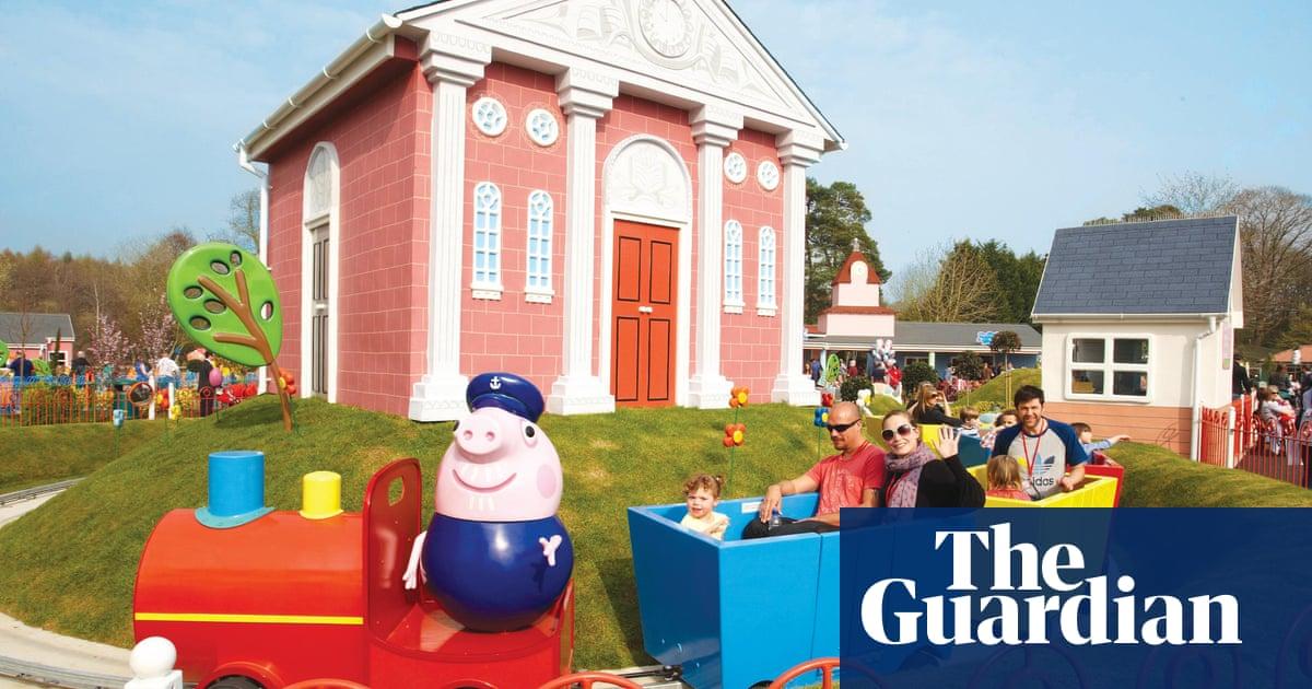 Take The Kids To Paultons Family Theme Park Travel The Guardian