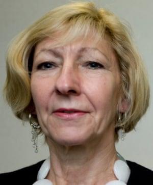 Patience Wheatcroft, European Head at the Wall Street Journal newspaper