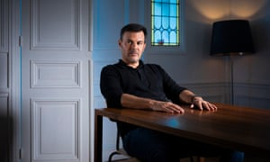 François Ozon photographed by Ed Alcock for the Observer New Review.
