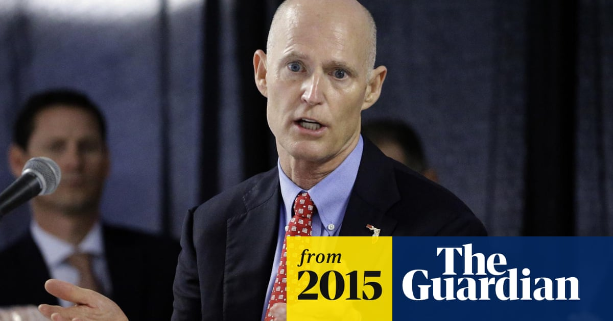 Florida's unspeakable issue leaves climate change official