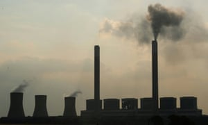 Pembangkit listrik berbasis batu bara di Afrika