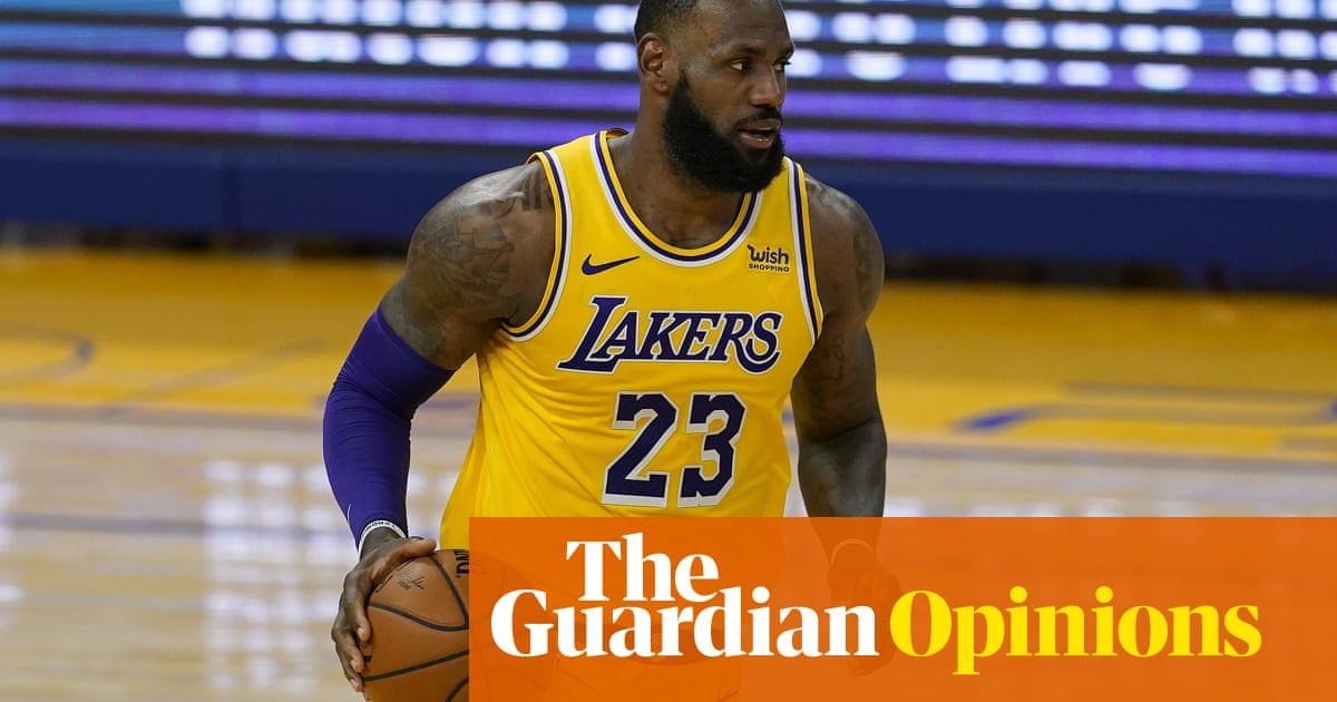 Conservatives fear LeBron's influence, not his imaginary calls to violence