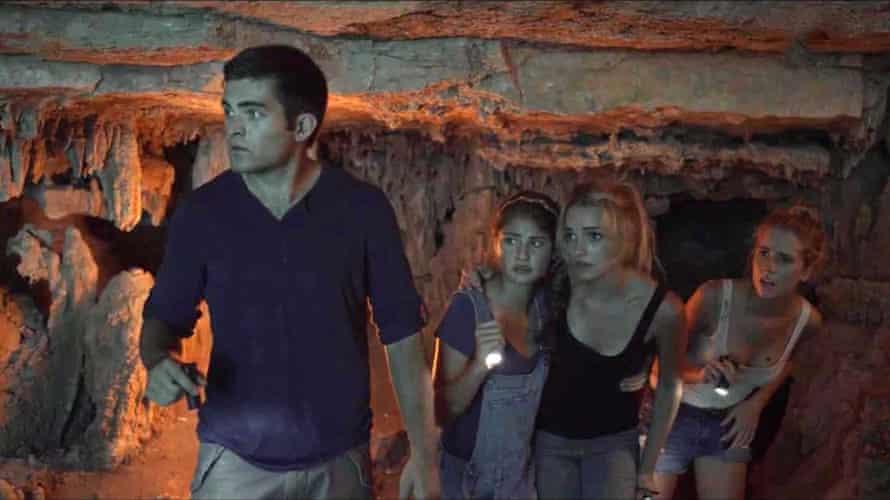 Underground fun … Time Trap.