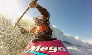 Jon Hynes surf